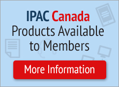 IPAC Canada Products List