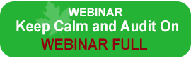 Webinar Keep Calm and Audit On
