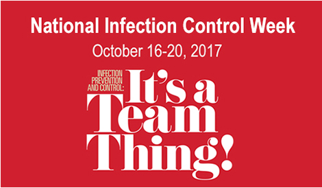 National Infection Control Week